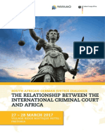 South African- German justice Dialogue