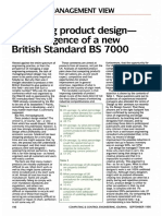 BS 7000 Article