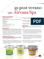 Peeling Post Verano Nirvana Spa