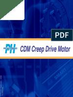 Creep Drive Présentation Generic GB