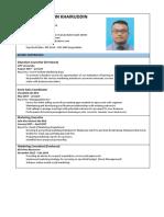 Resume - Nasrul Azri