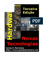 Hardware - Novas Tecnologias - Carlos E. Morimoto