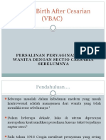 Vaginal Birth After Cesarian (VBAC).pptx