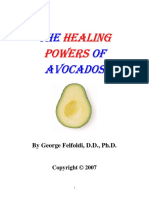 2007 - George Felfoldi - (eBook - Herbal, Health) - The Healing Powers Of Avocados (2007), 61 pages.pdf
