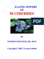 2008 - George Felfoldi - (eBook - Herbal) - The Healing Powers Of BLUEBERRIES (2008), 83 pages.pdf