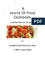 2009 - George Felfoldi - (eBook - Cooking) - A World Of Food Cookbook (2009), 348 pages.pdf