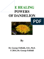2014 - George Felfoldi  eBooks - Herbal,  - The Healing Powers Of Dandelion  2014, Pages 116.pdf