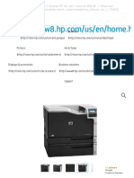 HP Color LaserJet Enterprise M750dn _ HP® Official Store