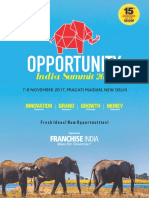 Opportunity India Summit 2017 Brochure