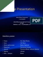 Case Presentation Nn Desty