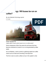 Future Energy_ Will Buses Be Run on Coffee