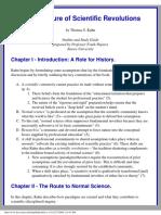 Pajares_Structure of Scientific Revolutions_2008