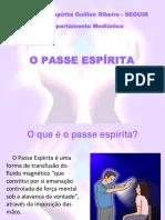 O Passe Espírita