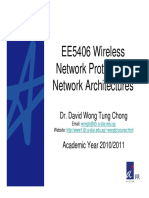 EE5406 Network Architectures