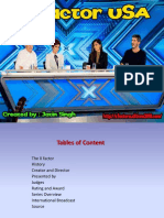 The X Factor UK History,Director,Judges,Award,Series and International Broadcast