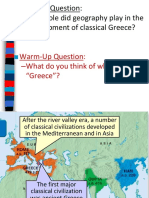 geography  city-states of greece