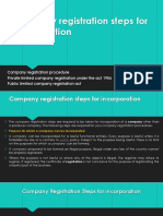 Company registration steps for incorporation.pptx