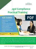 IR & Legal Compliance Training Course in Delhi