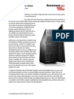 ThinkServer TD350_Product Guide