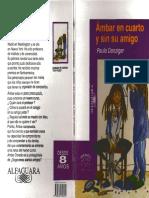 Ambar en cuarto y sin su Amigo - Paula Danziger.pdf