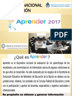 Power Aprender 2017 VEEDORES
