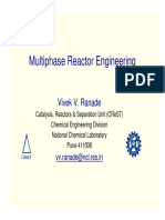 Multiphase Reactor Engineering