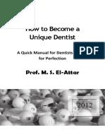 How to Become a Unique Dentist.pdf
