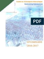 Studiegids ET 2016-2017 v 13 Okt