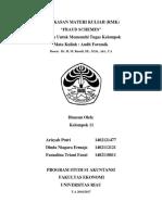 Rmk Audit Forensik Skema Fraud