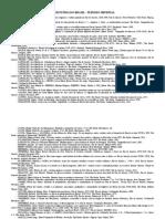 BIBLIOGRAFIA AVANÇADA - BRASIL IMPERIAL