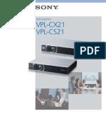 Projector Spec 3391