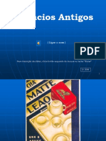 Anúncios Antigos - Fontes Diversas Vf
