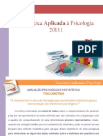 Psicometria - Textos Extras