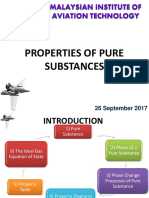 Chapter 3 Properties of Pure Substances