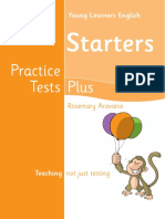 Practice Tests Plus Starter Sb