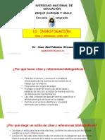 3 Citas y Referencias Estilo APA