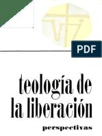 Gutierrez, Gustavo - Teologia de la liberacion.pdf