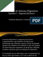 0 Fisiologia+Digestória+I