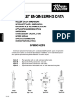 Sprockets Selection - Martins.pdf