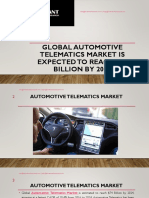 Automotive Telematics Market.pptx