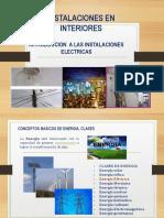 Sesion i de Instalalciones Electricas