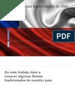 Fiestas Tradicionales de Chile