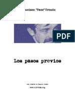 Francisco+Paco+Urondo+-+Los+pasos+previos