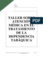 1 Tratamiento de La Dependencia Tabaquica