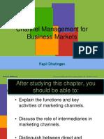 L11 Channel Management for Business Markets