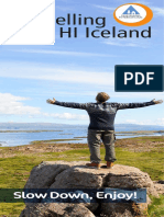 Farfuglar Hostelling International Iceland Brochure 2017