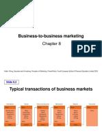 b to b Marketing