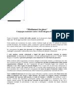 Documento Fondativo