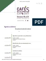 Expo 2017 Cafes de Colombia