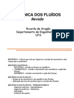 Mecânica dos Fluidos - UFS (Slides)